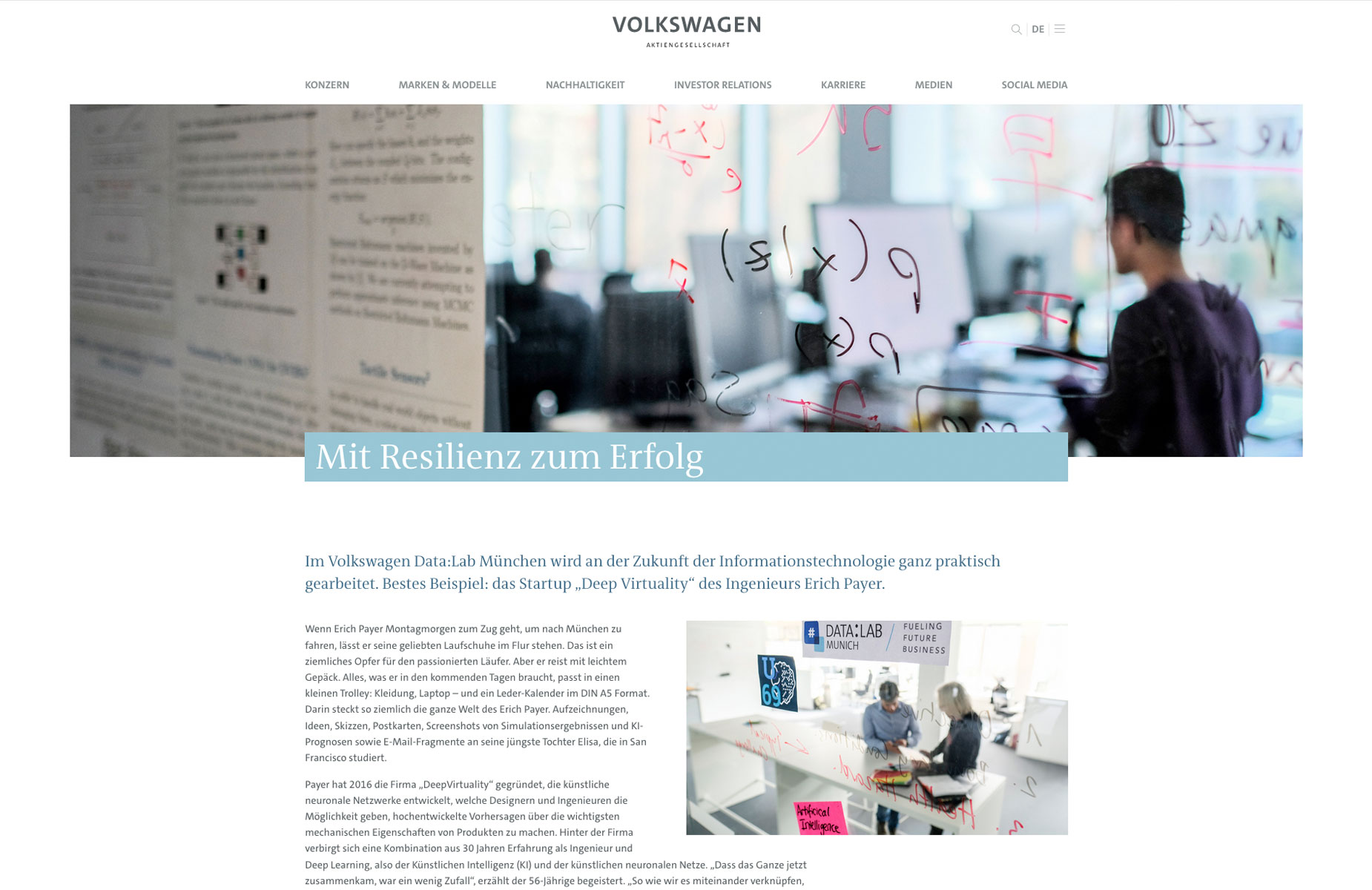 Volkswagen-Data-Lab-Muenchen