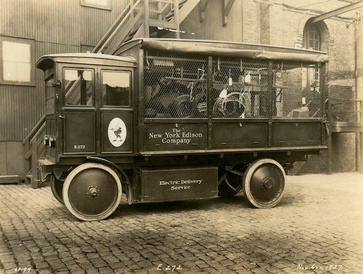 Geschichte der E-Autos